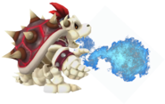 1.7.Dry Bowser spewing Fire