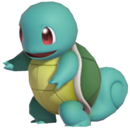 2.1.Shiny Squirtle Standing