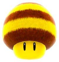 Bee Mushroom SMG
