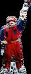 Bob Hoskins as Mario Mario