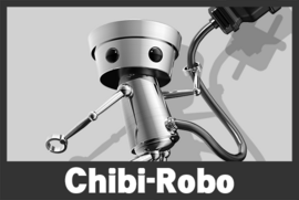 Chibi-Robo mugshoot