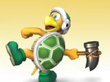 Super Smash Bros. Clashed/Assist Trophies & Pokéballs