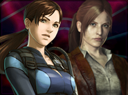 Jill and Claire