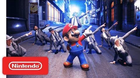 Jump Up, Super Star! - Super Mario Odyssey Musical