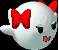 Lady Bow 3D