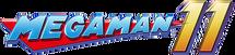 MegaMan11 Logo