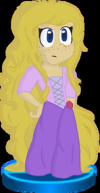 Princess Rapunzel Trophy