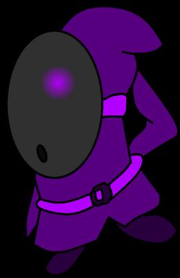 PurpleGuyScarletSkies