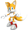 Tails the fox render by jaysonjean-d9vn96n