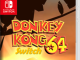Donkey Kong 64 Switch