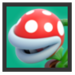 JSSB Character icon - Piranha Plant