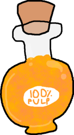 Potion OrangeJustPulp