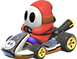 Shy Guy MK8 Icon