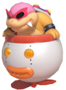 1.1.Roy Koopa in his Clown Car