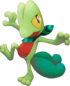 252Treecko Pokémon Super Mystery Dungeon