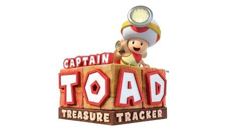 Boss Panic! (Captain Toad Treasure Tracker)