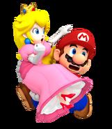 Mario carrying peach by nintega dario dbjyxmu-pre
