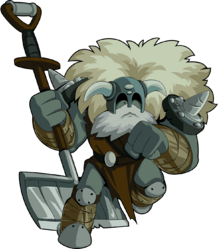 Polar Knight art DSSB
