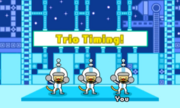 The Clappy Trio Tempo Up 3DS