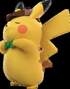 Detective Pikachu bow