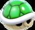 Green Shell Artwork - Super Mario 3D World-0
