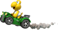 Koopa Troopa Car - Super Mario Maker 2