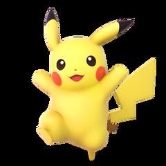 Pikachu SSBUltimate