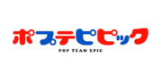 Pop Team Epic Logo