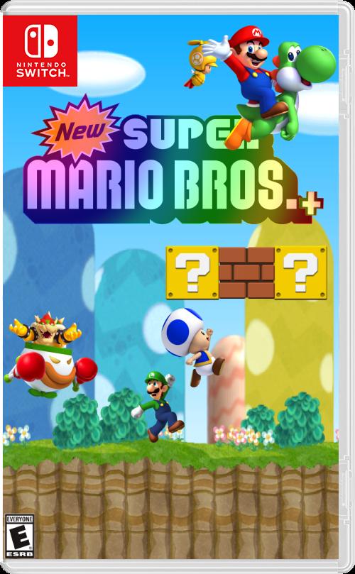 New Super Mario Bros Memeteamsupreme Fantendo Nintendo Fanon Wiki Fandom
