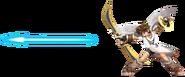 0.9.Pit shooting an arrow