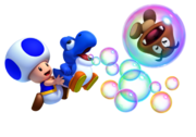 640px-Toad and Blue Baby Yoshi