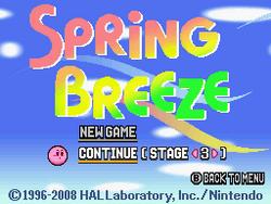 KSSU Spring Breeze