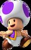 Lavender Toadstool