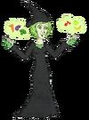 Lettucia the Veggie Witch