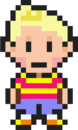 Lucas Mother 3 sprite