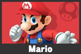 Mario mugshoot