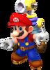 Mario sunshine odyssey render by nintega dario-dc2imvk