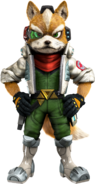 SFZero Fox McCloud 2