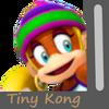Tiny Kong Image Kart