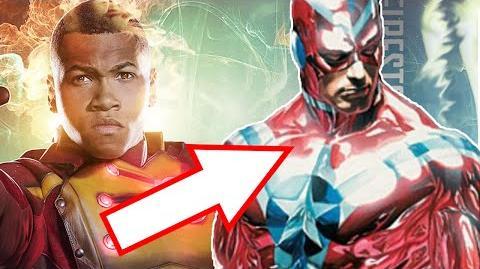 Who is Citizen Steel? - Legends of Tomorrow Season 2
