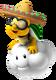 7.Sombrero Lakitu
