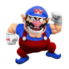 ACL - SSBSwitch recolour - Wario Overalls 6