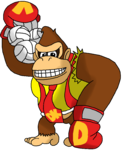 Donkey Kong Spikers