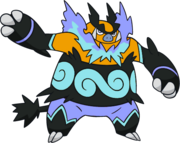 Emboar's Father