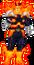 Endeavor 2nd Hero Costume Anime