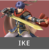 Ike SSBAether