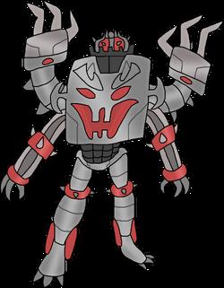 King UltroBot