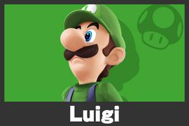 Luigi mugshoot