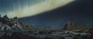 Planet X Landscape