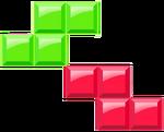 S-Tetromino & Z-Tetromino